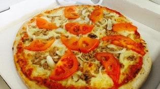 Pizza City - Une pizza océane