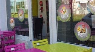 Le Soummam Kebab - Le restaurant