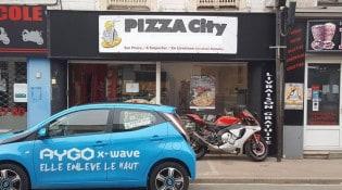 Pizza City - Le restaurant