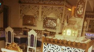 Taj Mahal - L' intérieur du restaurant