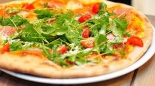 Z Pizza - Une pizza