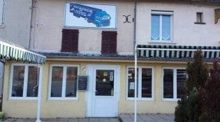 L'Escapade - La façade du restaurant