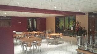 Delice Kebab 2 - La salle de restauration