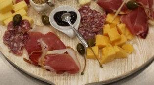 Petit Restaurant MVS - Une planche apéro
