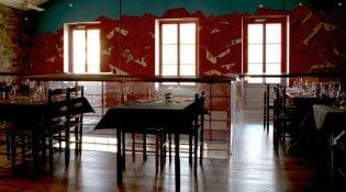 Txango - La salle de restauration