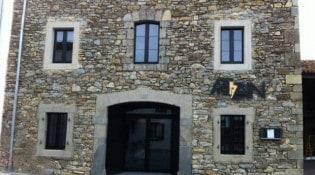 Art'zain - La façade du restaurant