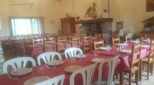 Auberge Etxeko-Borda - La salle de restauration