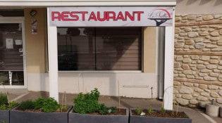 El Noëllia - La façade du restaurant