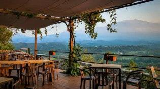 Cafè El Lluert - La terrasse