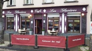 Café les Glacières - Le restaurant