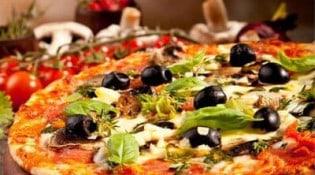Cyber pasta - Un pizza