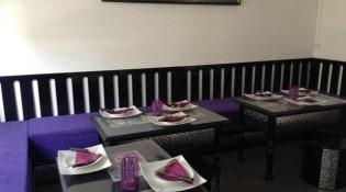 Hot Grill - La salle de restauration