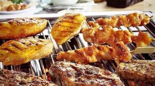 Hot Grill - Les viandes grillées