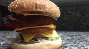 Inélia - Le burger Inélia