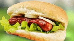 La cantine - Un sandwich