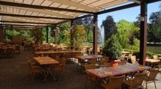 Le Jardin de l'Orangerie - La terrasse