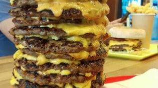 "Rapido""s Pizza - Un burger"