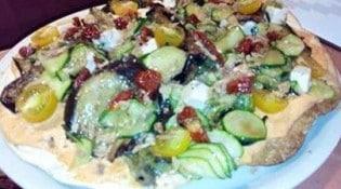 Dolce Vita - Une pizza salade