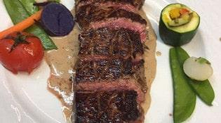 La Petite Floride - Un plat à base de viande