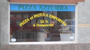 Azzurra Express - La pizzeria