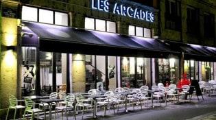 Les Arcades SMLXL - Le restaurant