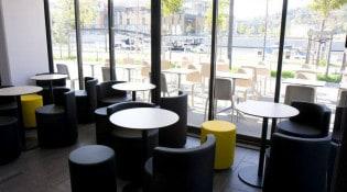 Intermezzo - La salle du restaurant