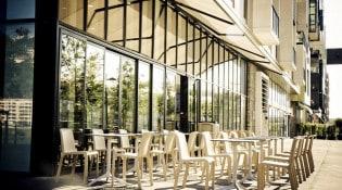 Intermezzo - Une autre vue de la terrasse