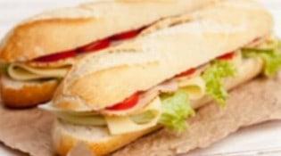 Le Sésame - Des sandwiches