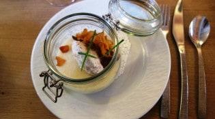 Le Jardin Gourmand - Un plat