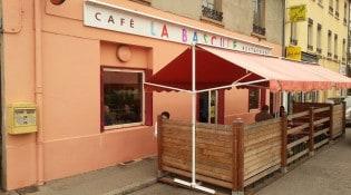 La Bascule - Le restaurant