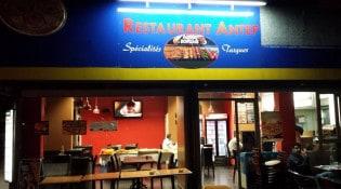 Antep - La façade du restaurant