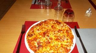 Le Saint Romain - une pizza