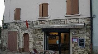 Le Matisa - La façade du restaurant