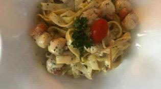 Les Délices d'Italie - Un plat