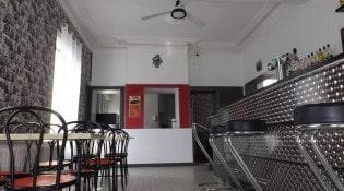 Pizza Deli'ss - La salle de restauration