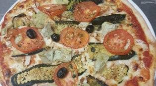 Au beau jus - Une pizza 4 saisons