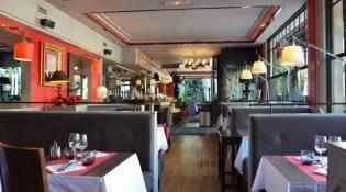 Brasserie des Européens - La salle de restauration