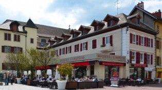 Brasserie des Européens - Le restaurant