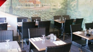 La Galéjade - Salle du restaurant