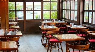 La Taverne de Maitre Kanter - La salle de restauration