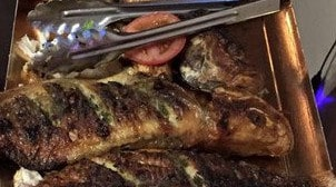 Le Syli - Assiettes de poissons