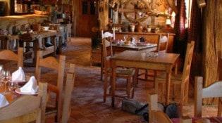 La Table de Fifine - La salle de restauration