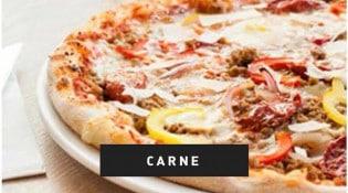 Le Mirage - une pizza