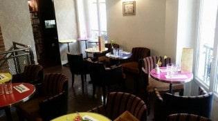 La Terrasse Choron - La salle de restauration