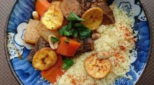 Couscous Deli - un plat