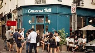 Couscous Deli - la façade