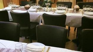 Le Petit Fakra - La salle de restauration