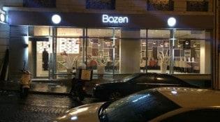 Bozen Sushi - Le restaurant