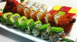 Bozen Sushi - L'anaconda roll