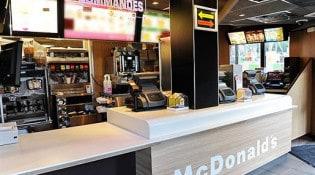 Mc Donald's - Le comptoir